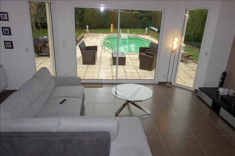 Vente maison / villa La queue en brie 593000€ - Photo 1