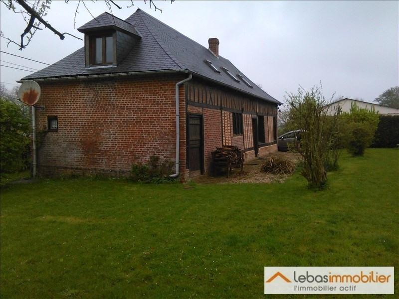 Vendita casa Doudeville 158000€ - Fotografia 1