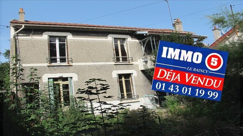 Vente immeuble Le raincy 350000€ - Photo 1