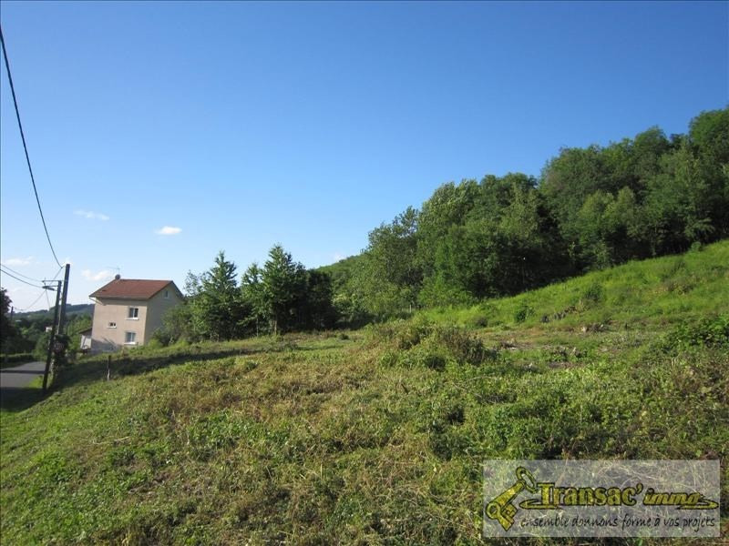 Sale site Thiers 23 000€ - Picture 1
