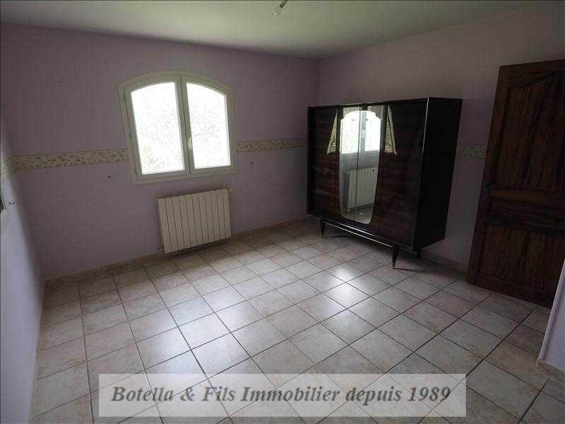 Venta  casa Barjac 308500€ - Fotografía 7