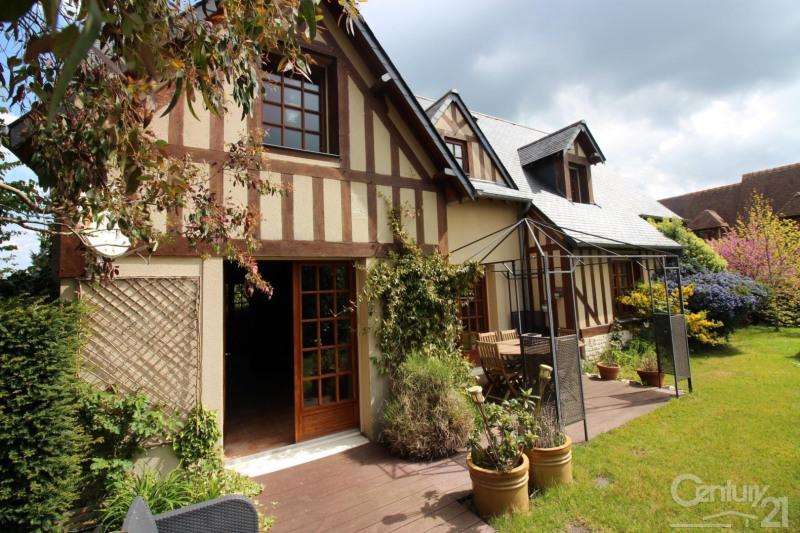 Vente de prestige maison / villa Deauville 619000€ - Photo 1