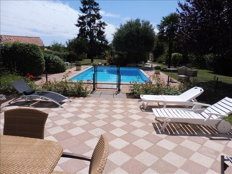 Vente maison / villa La roche sur yon 499000€ - Photo 6