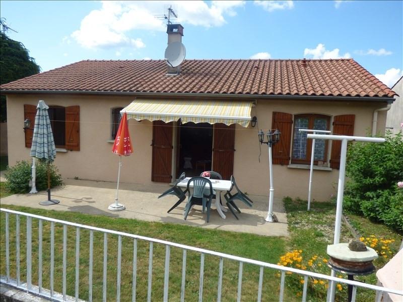 Sale house / villa Mazamet 150000€ - Picture 1