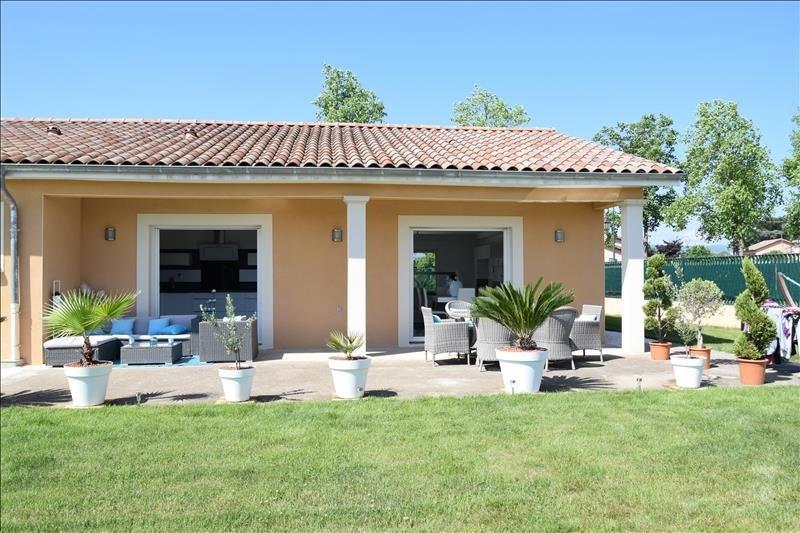 Sale house / villa Arnas 439000€ - Picture 3