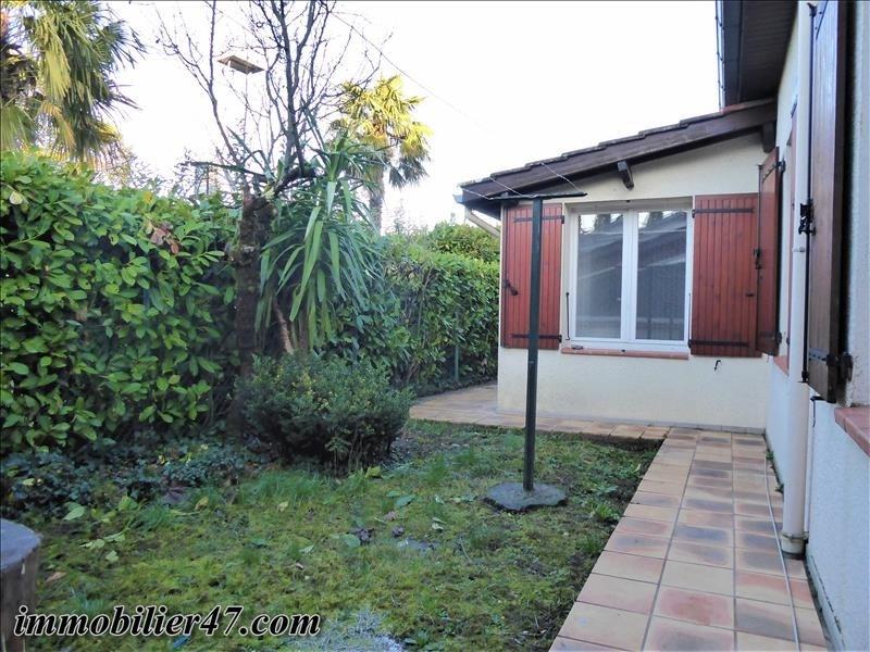 Vente maison / villa Ste livrade sur lot 124000€ - Photo 3