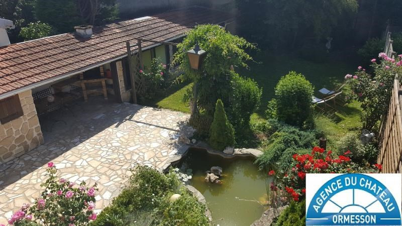 Vente maison / villa Ormesson sur marne 437 000€ - Photo 1
