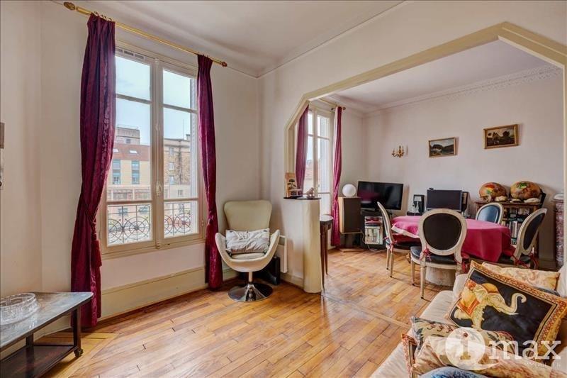 Vente appartement Courbevoie 265000€ - Photo 1