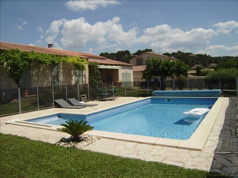 Sale house / villa Pelissanne 435 000€ - Picture 1