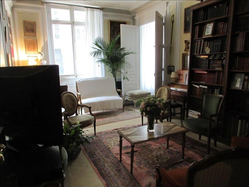 Vente de prestige appartement Paris 7ème 1290000€ - Photo 2