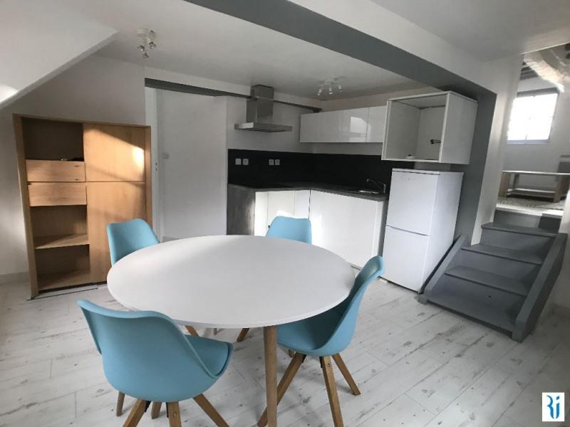 Venta  apartamento Rouen 132000€ - Fotografía 1