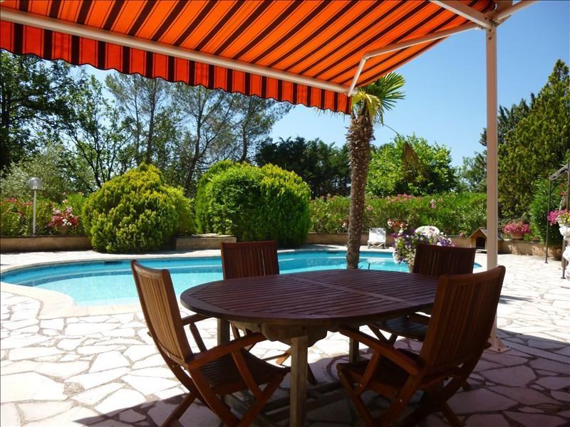 Sale house / villa Pierrevert 333800€ - Picture 2