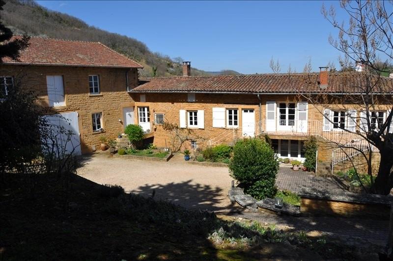 Vente de prestige maison / villa Villefranche sur saone 730000€ - Photo 1
