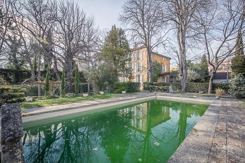 Verkauf von luxusobjekt haus Aix en provence 2050000€ - Fotografie 1