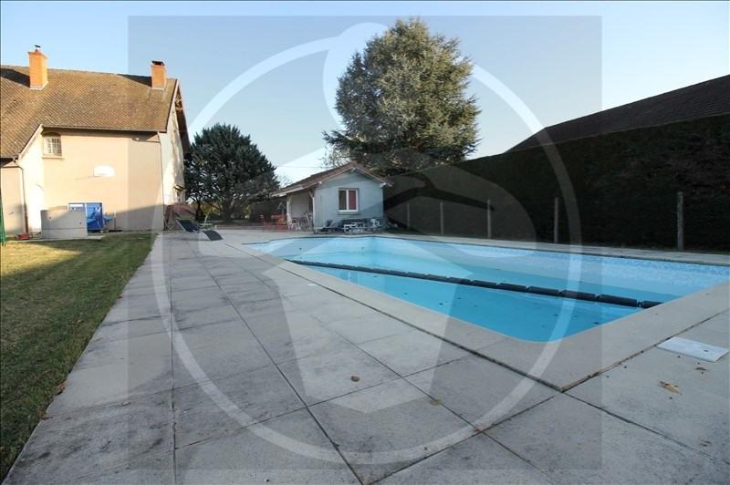 Sale house / villa St romain de jalionas 345000€ - Picture 4