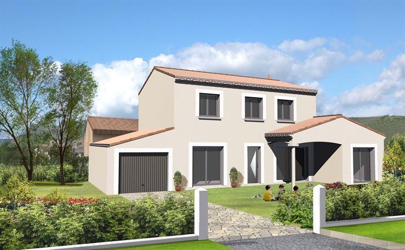 Maison  5 pièces + Terrain 770 m² Donzère (26290) par MAISONS LIBERTE