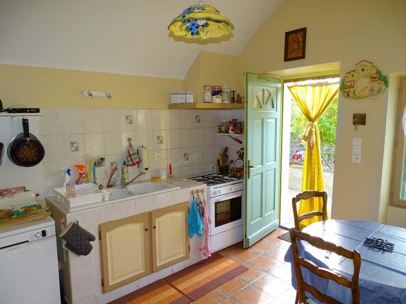 Vendita casa Lussan 180000€ - Fotografia 4