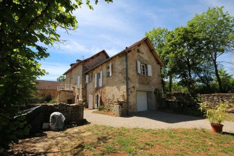 Vente de prestige maison / villa Parisot 265000€ - Photo 1