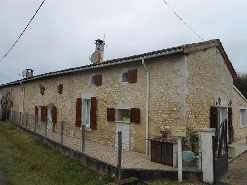 Vente maison / villa St martin de coux 198000€ - Photo 1