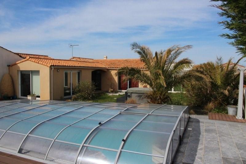Vente maison / villa Chateau d olonne 499000€ - Photo 2