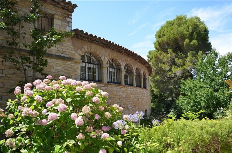 Deluxe sale house / villa Cap d antibes 7 584 000€ - Picture 1
