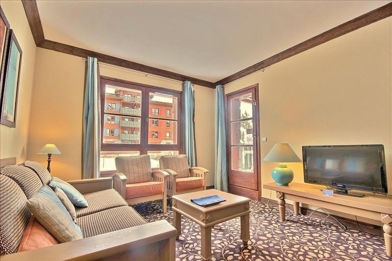 Vente de prestige appartement Les arcs 1950 345000€ - Photo 3