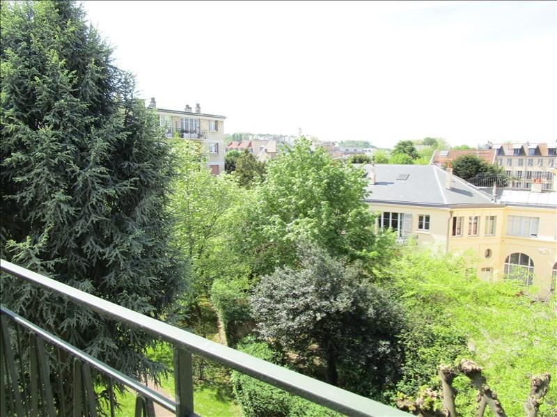 Vente appartement Versailles 460000€ - Photo 1