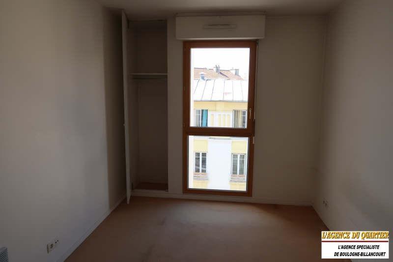Venta  apartamento Boulogne billancourt 394000€ - Fotografía 4