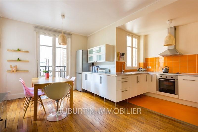 Vente appartement Paris 18ème 435000€ - Photo 1