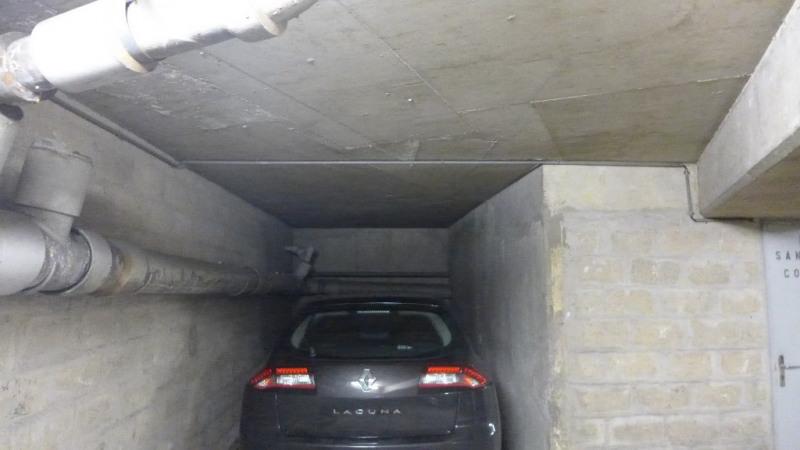Revenda estacionamento Paris 15ème 23520€ - Fotografia 1