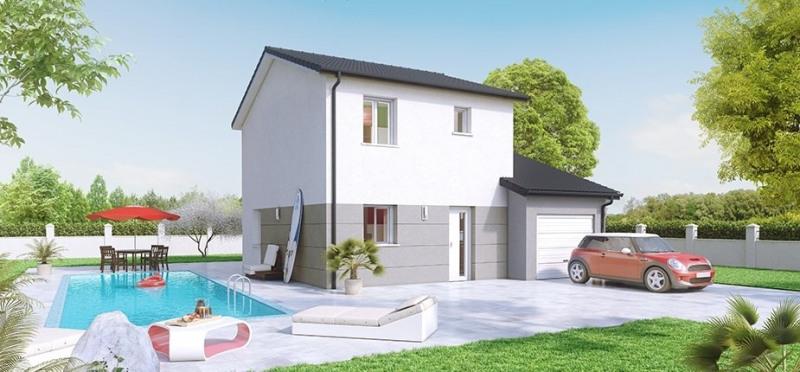 Maison  4 pièces + Terrain 300 m² Ternay par CREA CONCEPT LYON