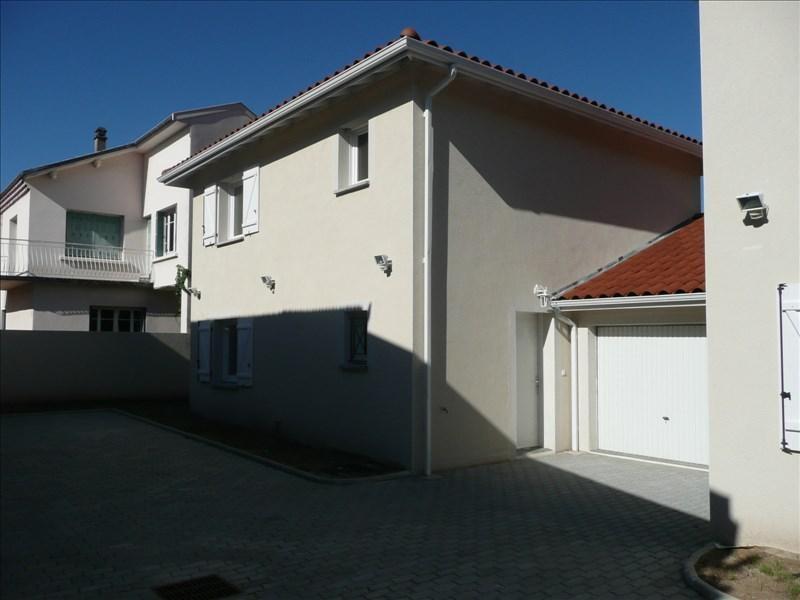 Vente maison / villa Le peage de roussillon 249000€ - Photo 1