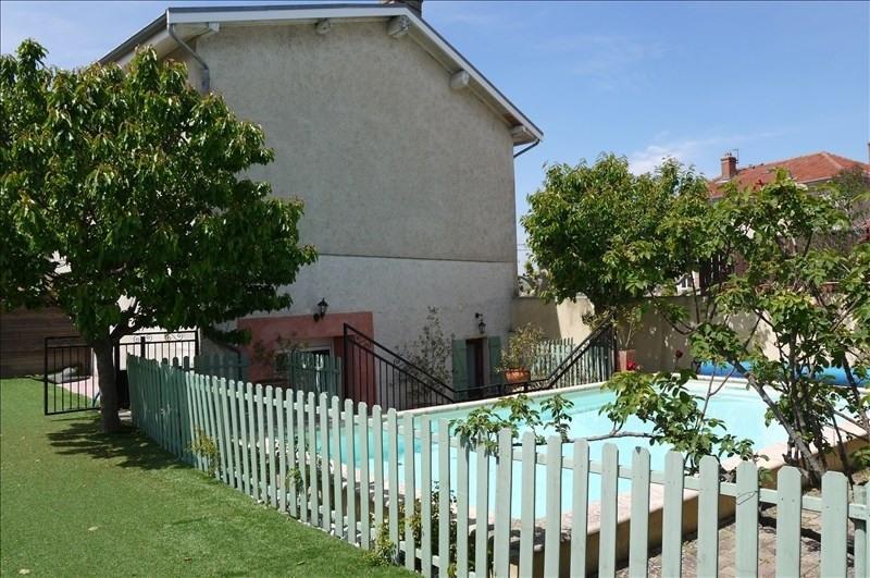 Vente maison / villa Reventin vaugris 269500€ - Photo 1