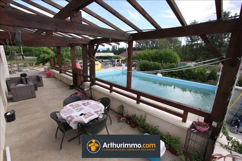 Vente maison / villa Les avenieres 249000€ - Photo 7