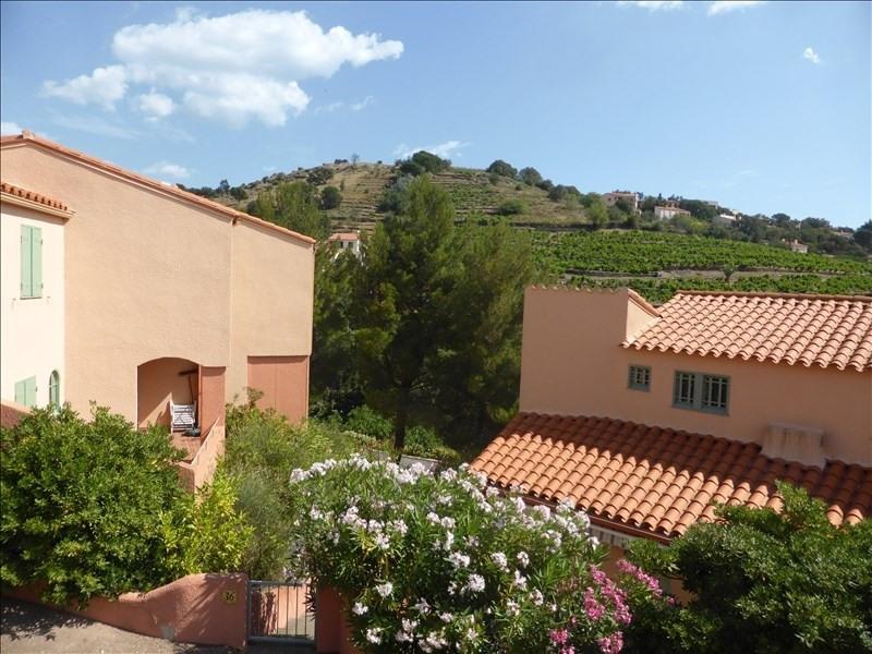Sale apartment Collioure 158000€ - Picture 1