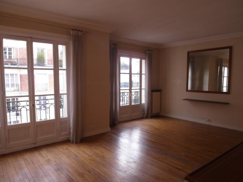 Rental apartment Paris 16ème 2250€ CC - Picture 1