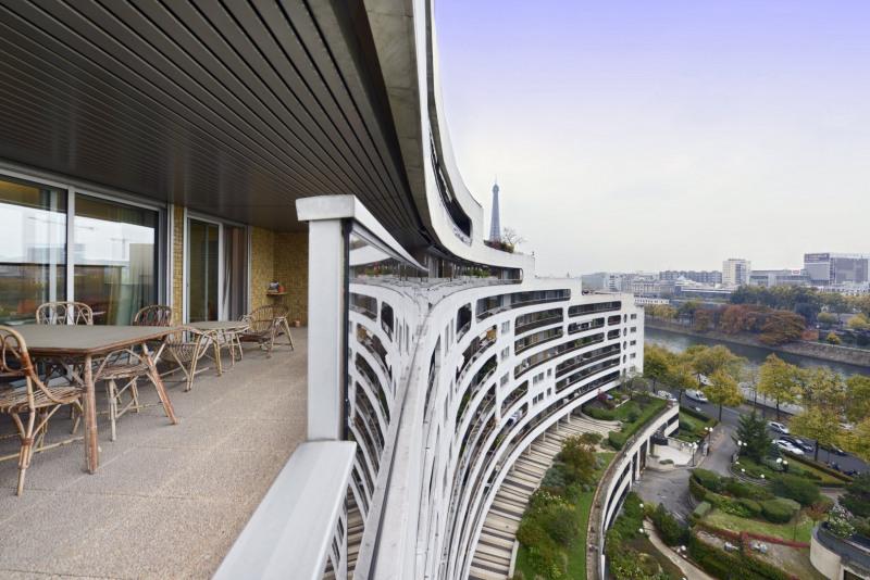 Revenda residencial de prestígio apartamento Paris 16ème 3140000€ - Fotografia 3