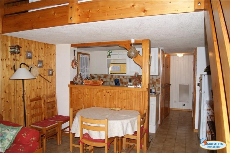 Vente appartement Mont saxonnex 117000€ - Photo 2