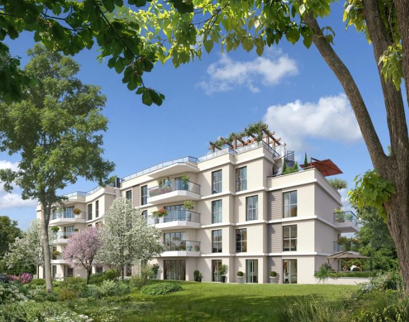 Jardin secret programme immobilier neuf s vres for Programme jardin