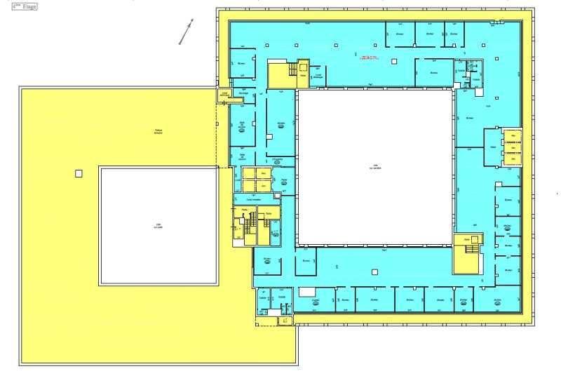 Location Bureau Rungis 0