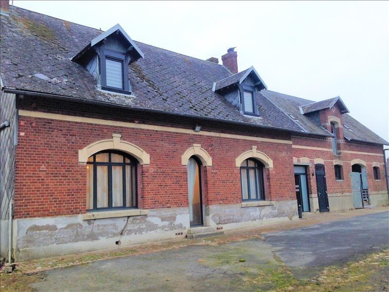 Vente maison / villa Etreillers 233000€ - Photo 1