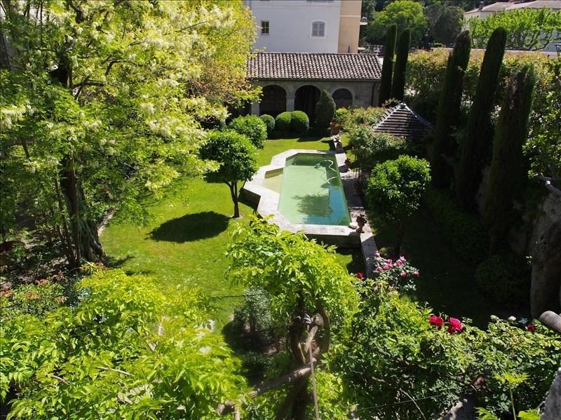 Verkoop van prestige  huis Villeneuve les avignon 2480000€ - Foto 2