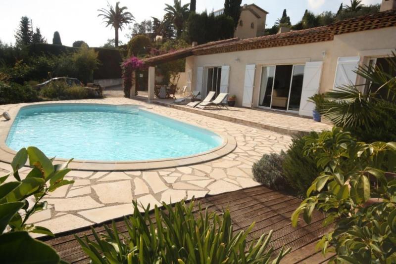Vente de prestige maison / villa Le golfe juan 1150000€ - Photo 5