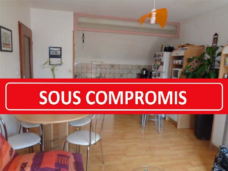 Investment property apartment Haguenau 104 800€ - Picture 1