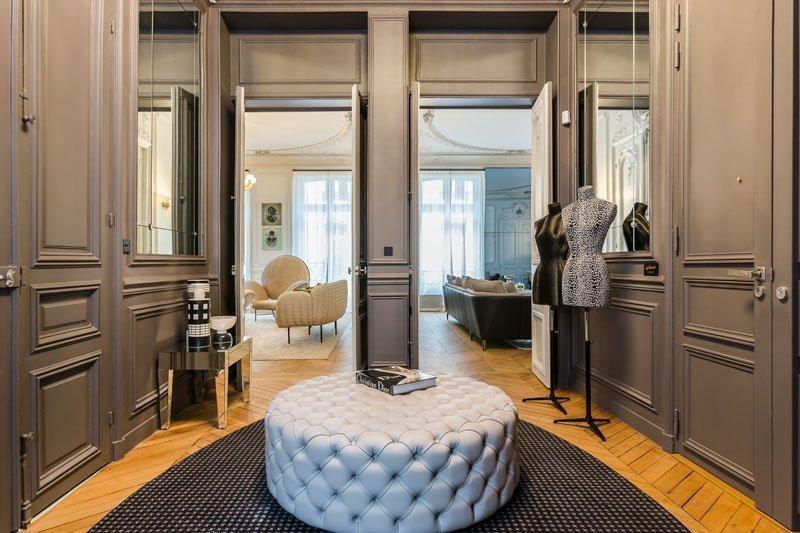 Verkoop van prestige  appartement Paris 8ème 5830000€ - Foto 1