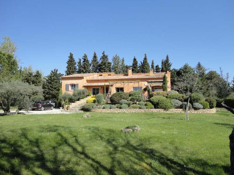 Deluxe sale house / villa Cornillon confoux 990000€ - Picture 1