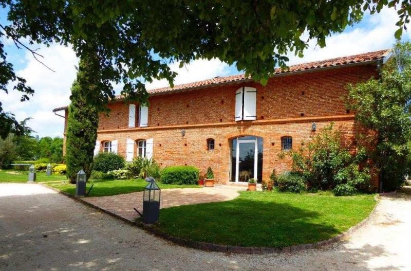 Deluxe sale house / villa Montrabe secteur 819000€ - Picture 13