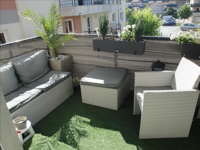 Verkoop  appartement Grand charmont 125000€ - Foto 4