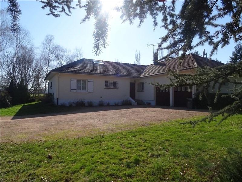 Vente maison / villa Noyant d allier 160000€ - Photo 1