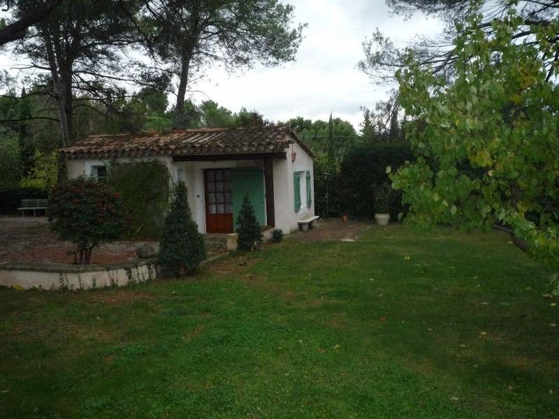 Location maison / villa Aix en provence 505€ CC - Photo 1